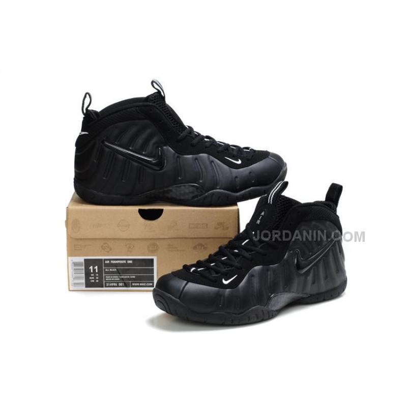 factory authentic ff5fc c3cfc Nike Air Foamposite Pro Black Medium Grey Foamposites Grey ...