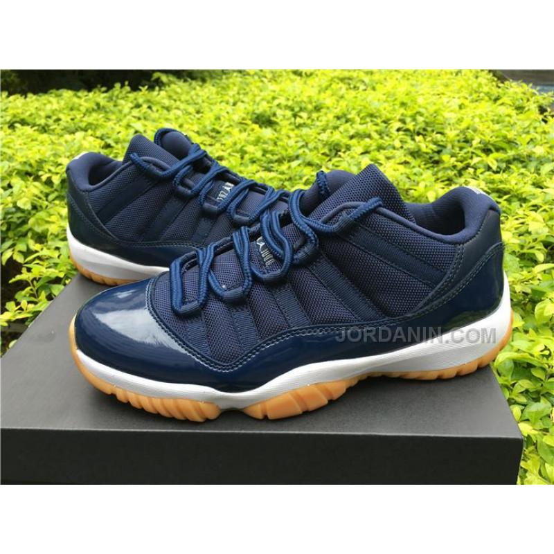 5e236ddb5fd0a3 ... Air Jordan 11 Low Navy Gum 41---47.5 ...