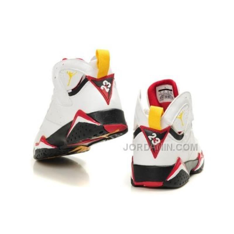 air retro 7 shoes white black 304774 104