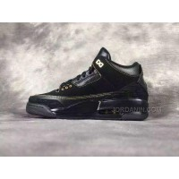 Men Basketball Shoes Air Jordan Retro 3 Black History Month AAAA 246 New Arrival