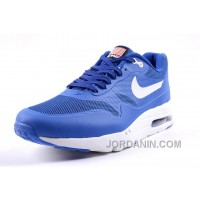 Nike Air Max 87 1 American Flag Women Men Blue 36-45 Free Shipping