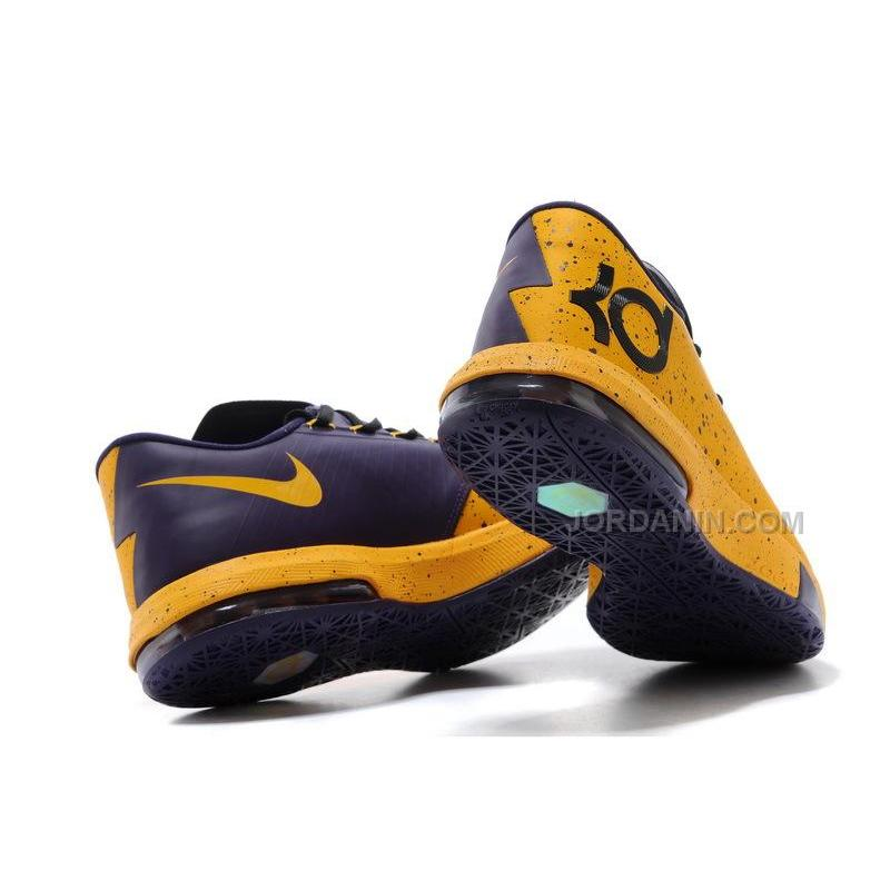 """newest 8c096 fda00 ... Nike Kevin Durant KD 6 VI """"Montverde Academy Eagles"""" PE For Sale Free  Shipping ..."""