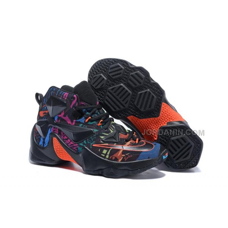 premium selection 565a2 807a7 Nike LeBron 13 Multicolor Sale