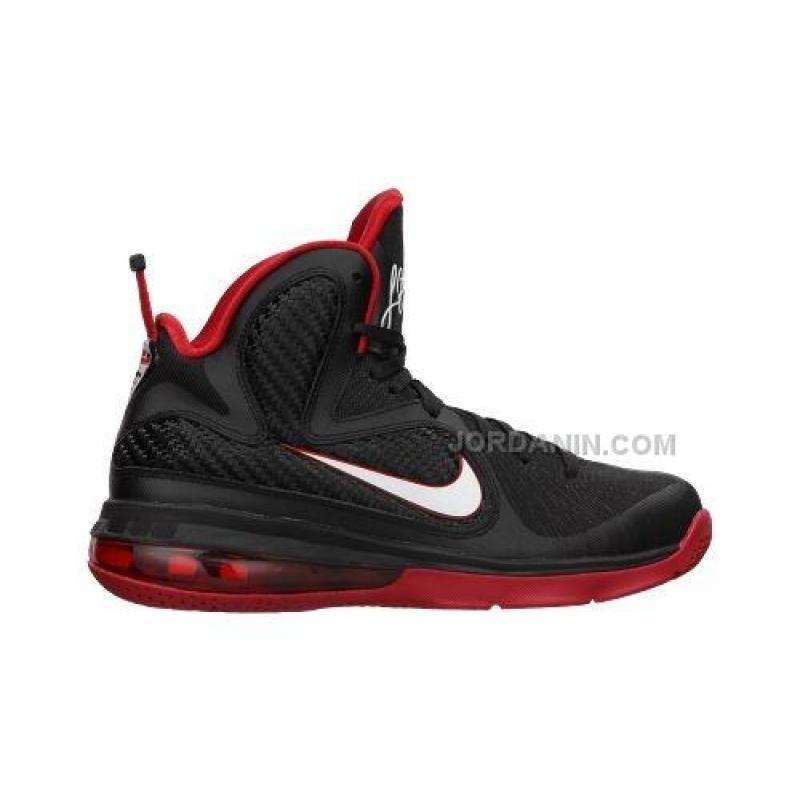 65cfb59dfb4c Nike Lebron 9 Kids Black White Sport Red 472664-001 For Sale New ...