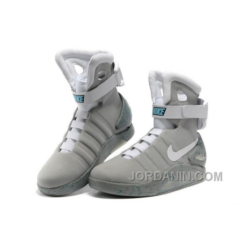 fb837b4c222 Online Nike Air Mag Back To The Future Limited Edition Shoes