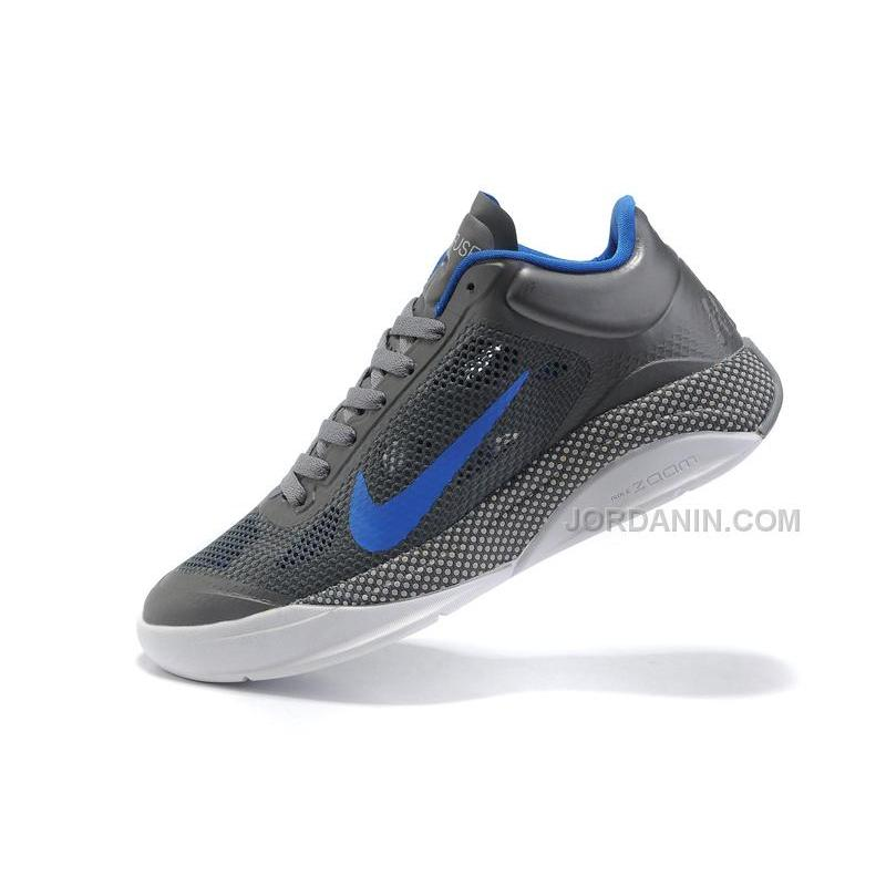 New Arrival Nike Zoom Hyperfuse Low 2010 Cool Grey/White ...