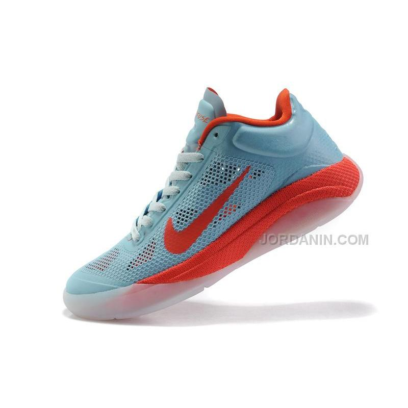 New Arrival Nike Zoom Hyperfuse Low 2010 Cannon Max Orange ...