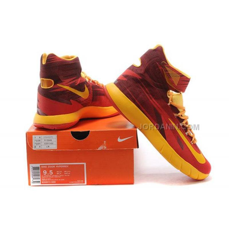Discount Kyrie Irving Nike Zoom Hyperrev Sport Red, Price ...