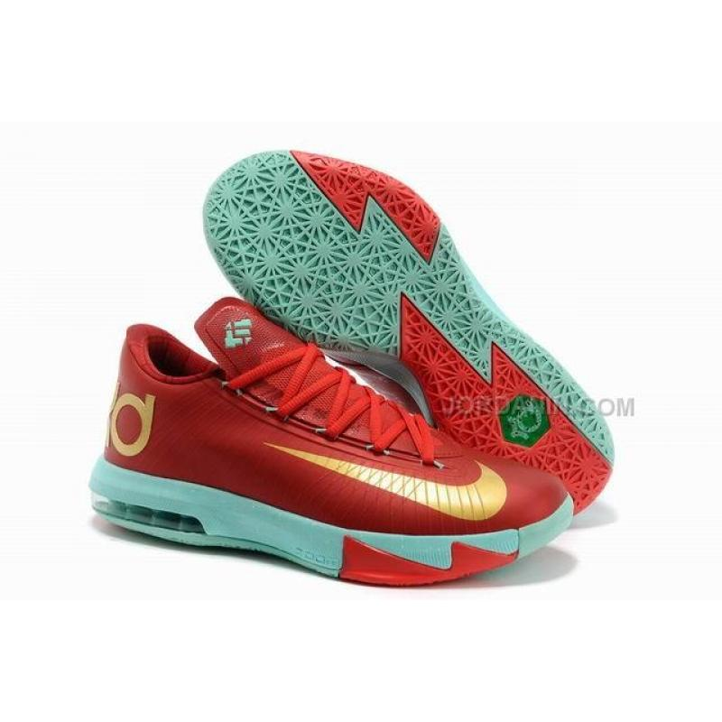 brand new 30bdb 4e5f1 ... clearance nike zoom kd 6 christmas pack 8bcd3 d4875