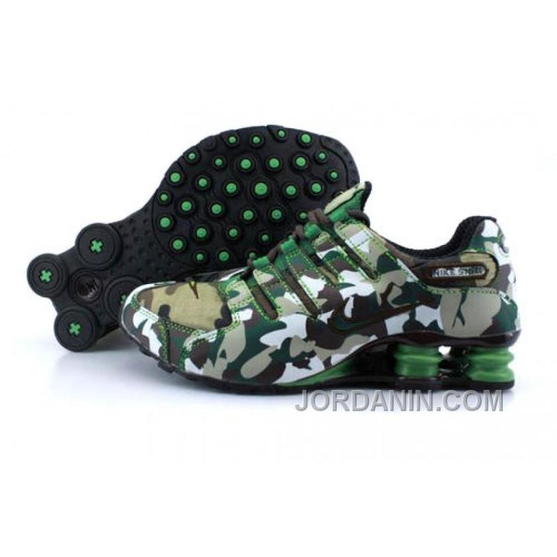 89a468447 USD  79.36  222.21. Men s Nike Shox NZ Shoes Camouflage Discount ...