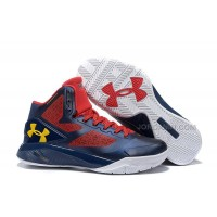 Under Armour Clutchfit Drive II Navy Red White Sale