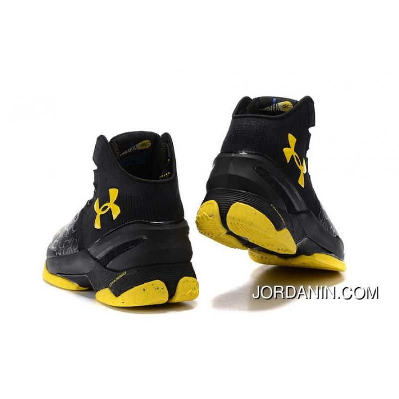 a21f2932ca62 ... Cheap Under Armour Curry 2 Black Knight – Black Yellow Online ...