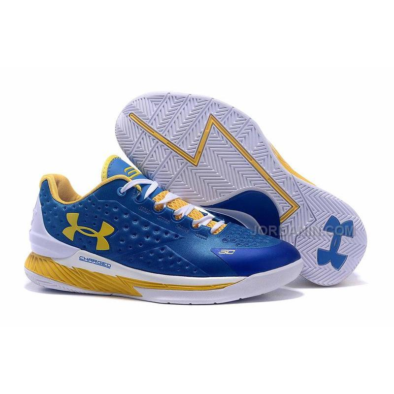 Stephen Curry Under Armour Low Basketball Shoes