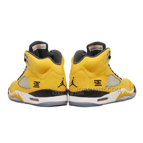 timeless design 50554 4bb5b Nike Air Jordan 5 Retro 23 Tokyo VRSTY MZ ANTHRCT WLF GRY BLK 454783-701 Hot