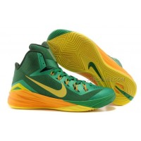 "Nike Hyperdunk 2014 ""Brazil"" Lucky Green/Sonic Yellow-Gorge Green For Sale New"