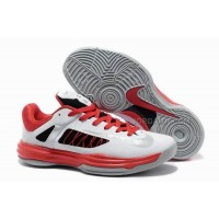 new arrivals 312e1 c7367 Nike Lunar Hyperdunk X Low 2012 White Red Grey Online