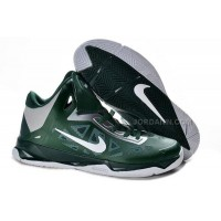 2013 NBA All Stars Basketball Shoes Green/Black/Grey For Sale
