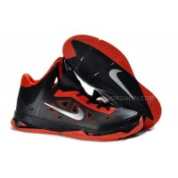 2013 NBA All Stars Basketball Shoes Black/Red Online