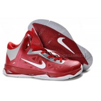 2013 NBA All Stars Basketball Shoes Red/Grey/White Online