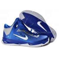 2013 NBA All Stars Basketball Shoes Blue/White/Grey Online