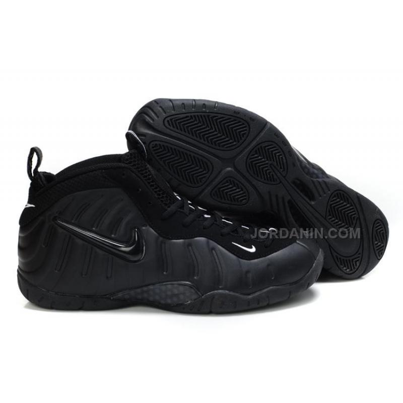 online retailer cfab8 04e48 Online Nike Air Foamposite Pro Black/Medium Grey