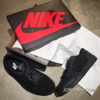 Air Jordan 1 Low Premium Triple Black 919701-010 Online