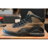 Air Jordan 10 Dark Shadow 310805-002 Copuon Code
