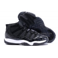"2015 Air Jordan 11 Custom DB ""Doernbecher"" Black White For Sale"