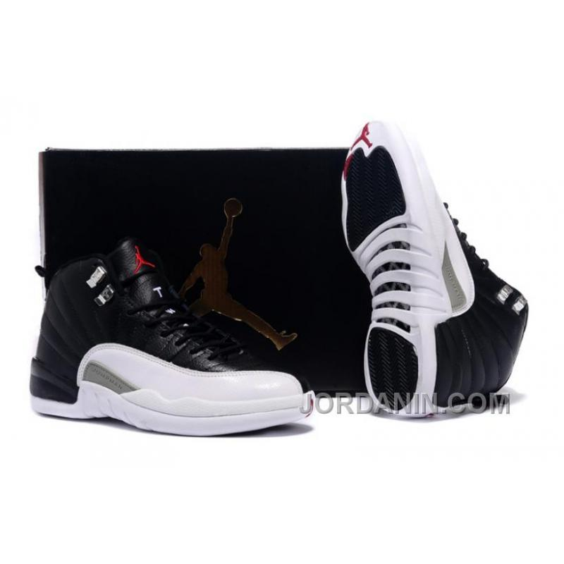 ... 2016 Air Jordans 12 Retro \u201cPlayoff\u201d Shoes For Sale Online ...