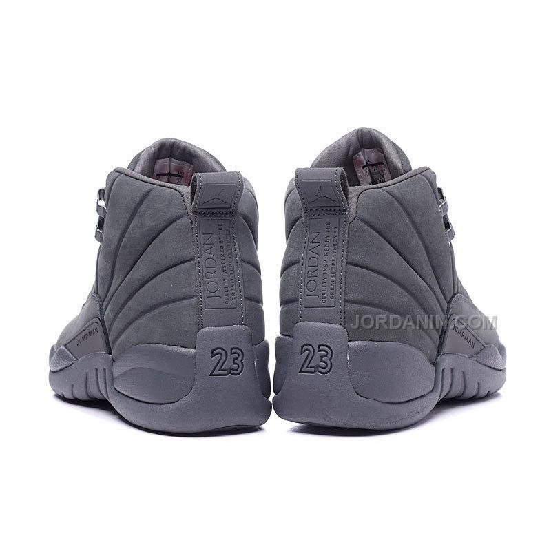 be56a248718853 ... where to buy 2015 air jordan 12 psny dark grey black cheap for sale  5ab41 db82e