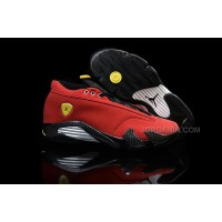 Cheap Nike Air Jordan 14 Retro Low Ferrari