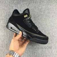 Air Jordan 3 BHM Martin Luther King Authentic