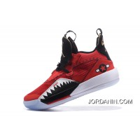 AIR JORDAN 33 High Quality Practical Ball Shoes Fighter Jets Brand New