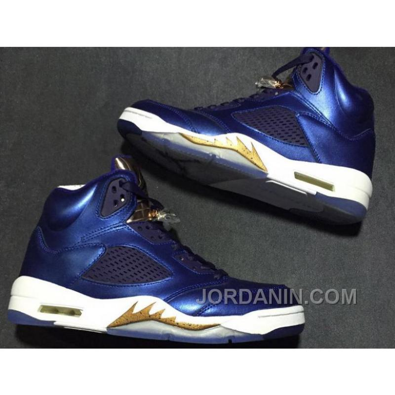"official photos 9eea7 2270f 2016 Air Jordan 5 ""Bronze"" Obsidian/White-Metallic Red Bronze-Bright Grape"
