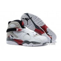 "Air Jordans 8 Retro ""Bugs Bunny"" White/Black-True Red For Sale"