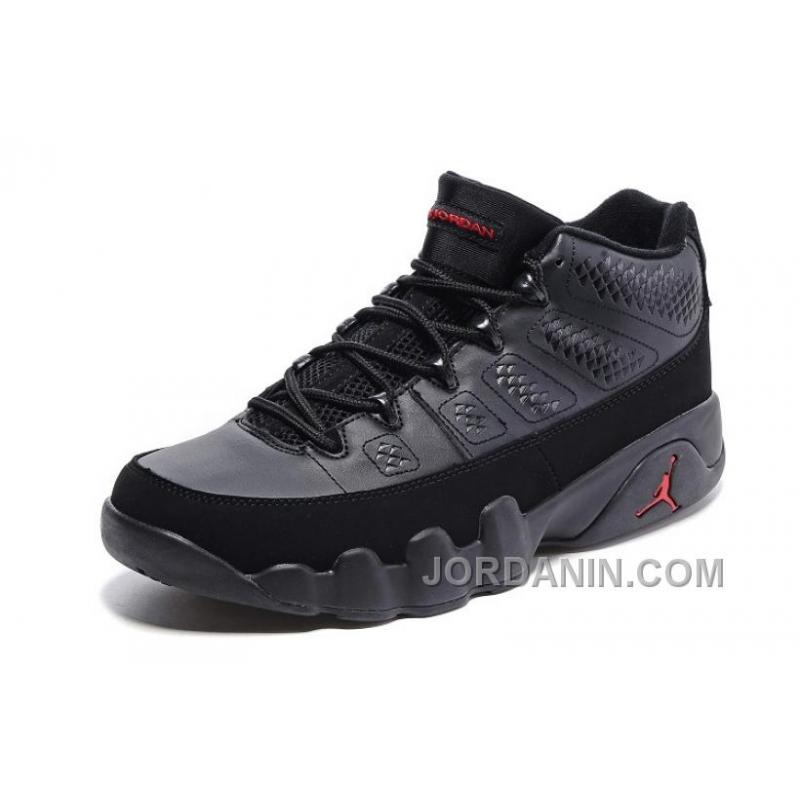 classic fit 0df2f 62b42 ... Air Jordan 9 Retro Low Black Varsity Red Cheap For Sale