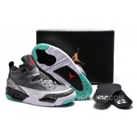"Jordan Son Of Mars Low ""Pro Stars"" Cool Grey/Poison Green-Infrared 23 For Sale"
