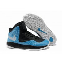 Nike Air Max Hyperposite Stoudemire Shoes Blue/Black/White New