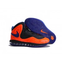 Nike Air Max Hyperposite Stoudemire Shoes Orange/Black New