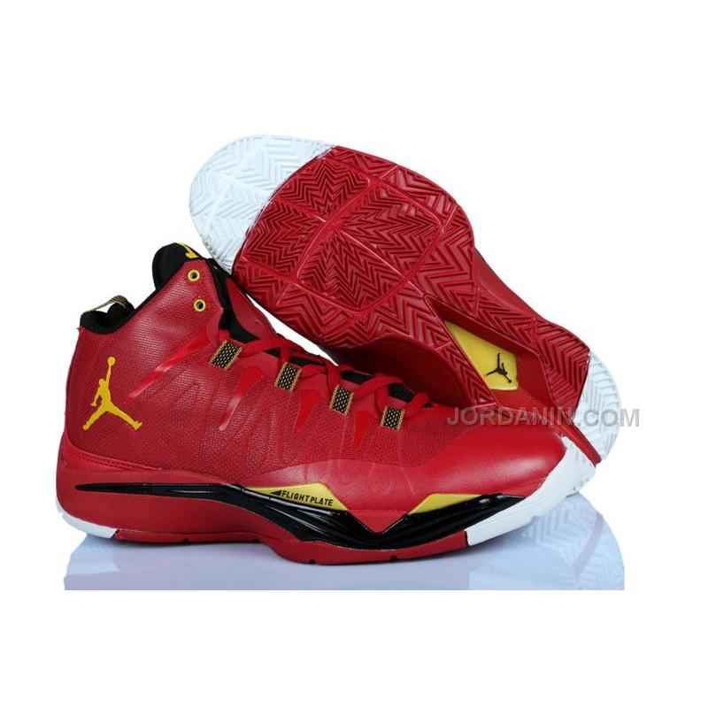 dc1e2174c2c9f USD  75.00. Blake Griffin Shoes Jordan Super.Fly 2 China Red For Sale ...