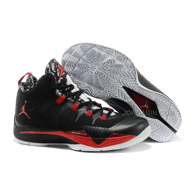 the best attitude 47d1a 1b57d USD  77.00. Blake Griffin Shoes Jordan Super.Fly 2 Black Red White ...