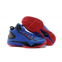 Discount Blake Griffin Shoes Jordan Super.Fly 2 Po Royal Blue Red