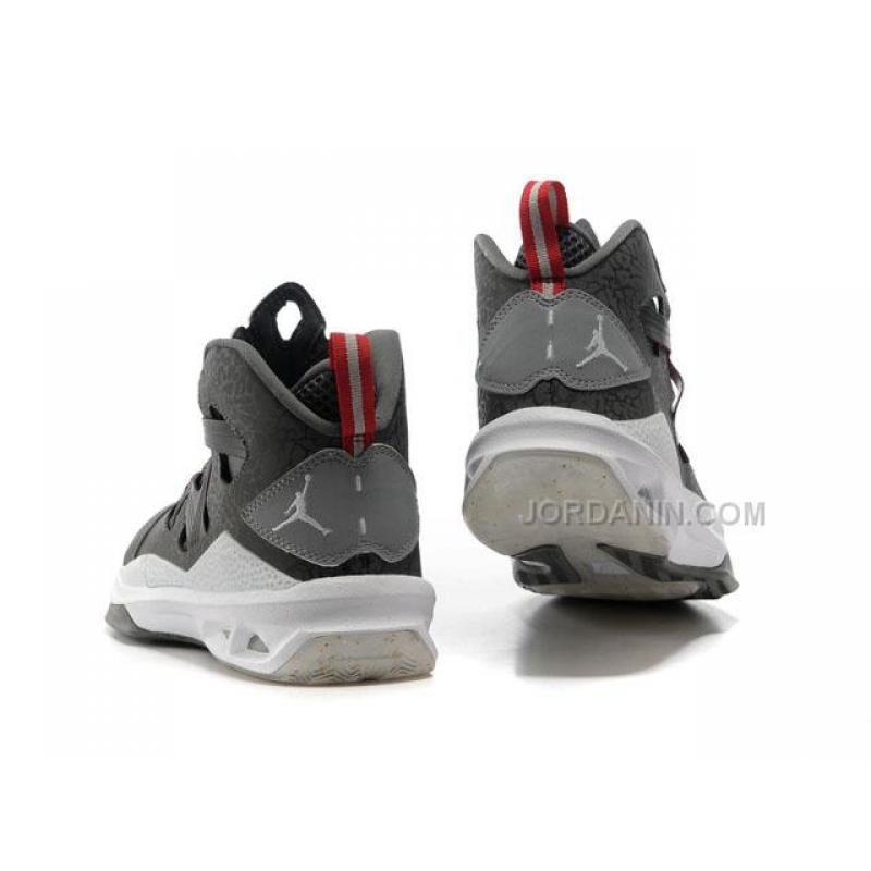 6225f149953 Discount Jordan Melo M9 Carmelo Anthony IX Shoes Gray/White, Price ...