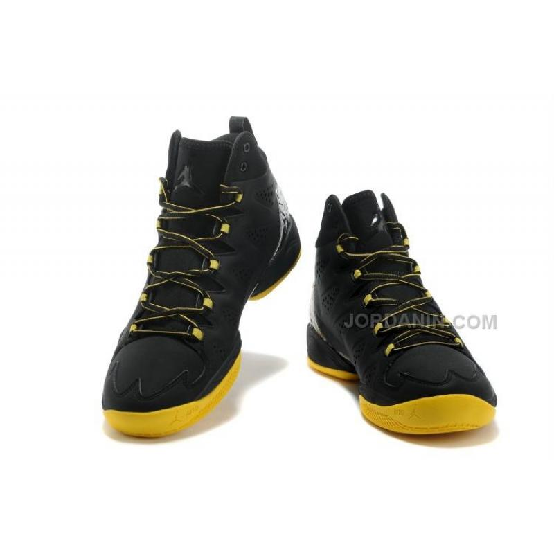 buy online 43853 60ea3 ... Jordan Melo M10 Carmelo Anthony X Black-Yellow For Sale ...