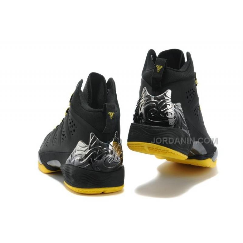 on sale 4d8cf d14de ... Jordan Melo M10 Carmelo Anthony X Black-Yellow For Sale