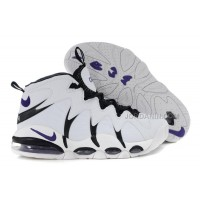 Charles Barkley Shoes - Nike Air Max CB34 White/Black For Sale