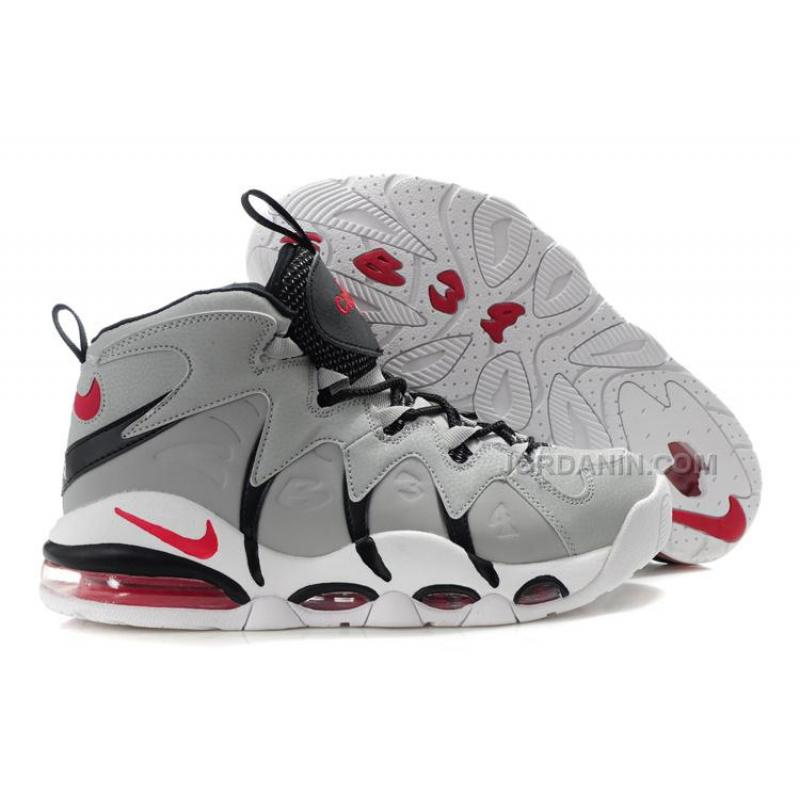 Charles Barkley Shoes - Nike Air Max CB34 Gray Black For Sale ccf51d06e