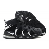Charles Barkley Shoes - Nike Air Max CB34 Black/White For Sale