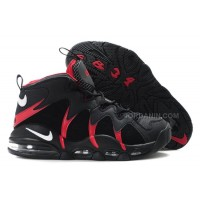 Charles Barkley Shoes - Nike Air Max CB34 Black/Red For Sale