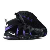 Charles Barkley Shoes - Nike Air Max CB34 Black/Purple For Sale